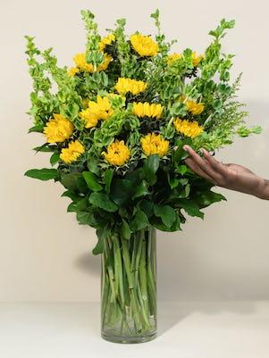 Smiling Sunflower Bouquet