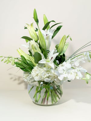 A Stunning White Elegance