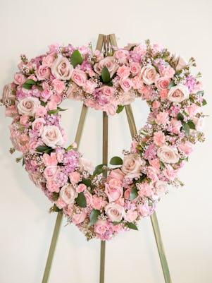 A Stunning Memorial Heart